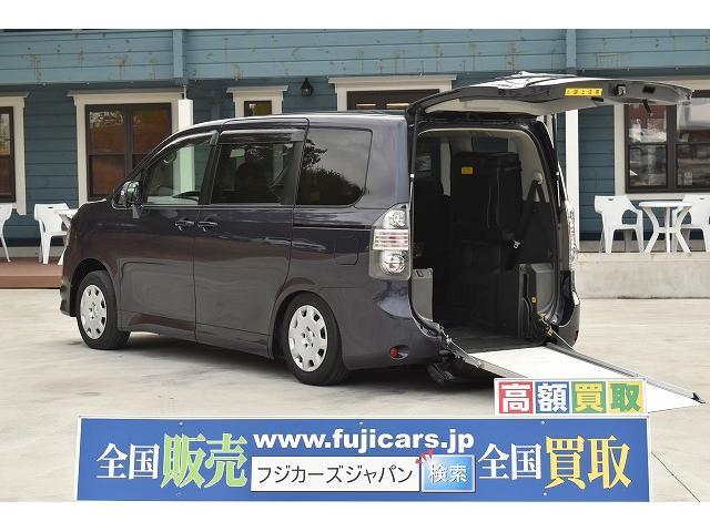 トヨタ スロープ スロープ 電動ウインチ 車椅子電動固定装置 4WD