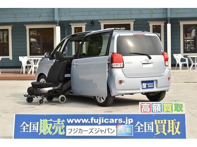 ポルテ(トヨタ) F 中古車画像