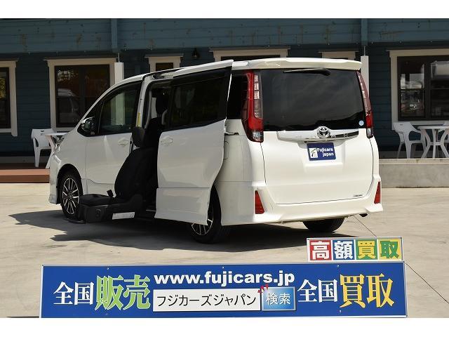 トヨタ 福祉車両 サイドリフト 両側パワスラ トヨタセーフティセンス