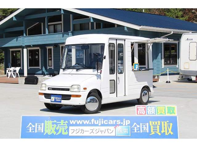 DAIHATSU MIRA WALKTHROUGH VAN