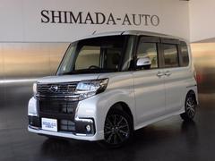 タントカスタムX トップエディションSAIII 衝突軽減ブレーキ