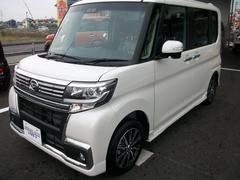 タントカスタムX トップEDSAIII Gzoxコーティング済み車
