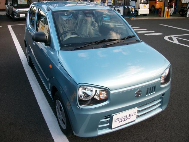 スズキ L スズキ セーフティサポート装着車 CDオーディオ