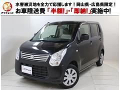 ワゴンRFX アイドリングストップ車・キーレス・CDステレオ・AAC