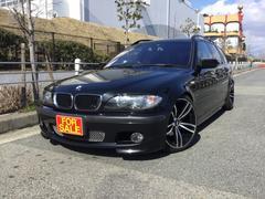 BMW318iツーリング Mスポーツパッケージ18アルミ 車高調