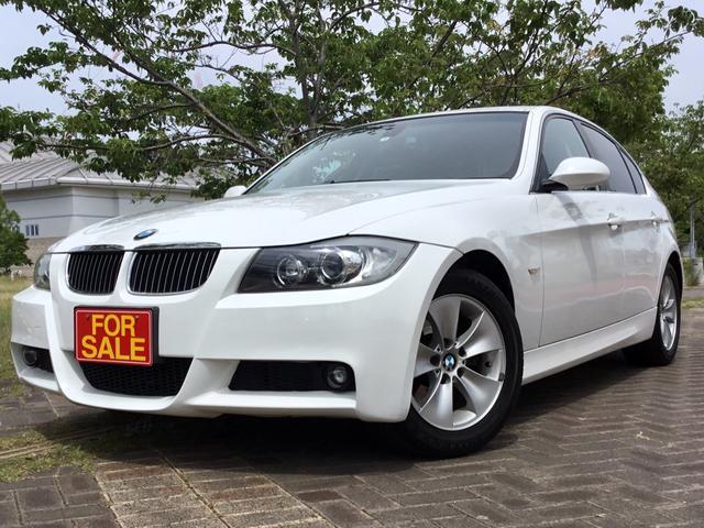 BMW 323iMスポーツバンパー前後装着 iDrive ETC