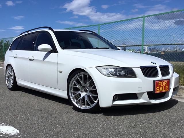 「BMW」「BMW」「ステーションワゴン」「大阪府」の中古車