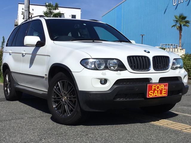 BMW 3.0i黒本革 パノラマSR フルセグナビTV BカメETC
