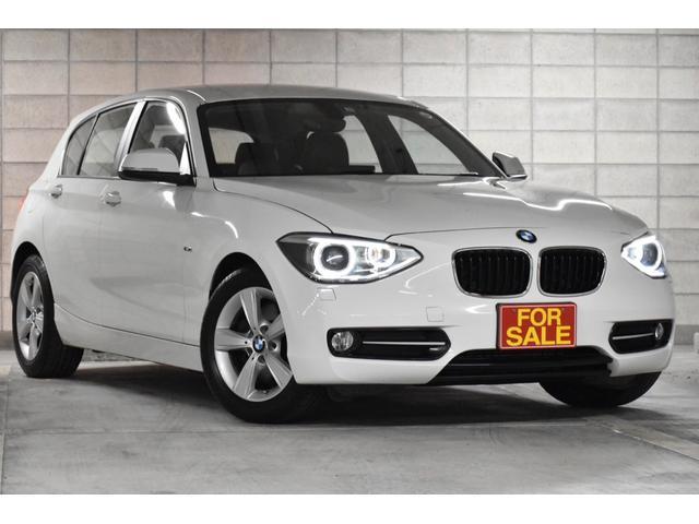 「BMW」「1シリーズ」「コンパクトカー」「大阪府」の中古車