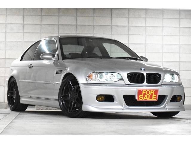 BMW M3 M3クーペ 後期モデル 6速MT 本革シート ビルシュタイン車高調 ACシュニッツァー19アルミ フロントスポイラー LEDホワイトリング