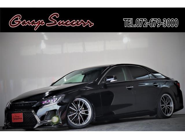 トヨタ G's仕様新社外19AW車高調エアロカスタムヘッドライト革
