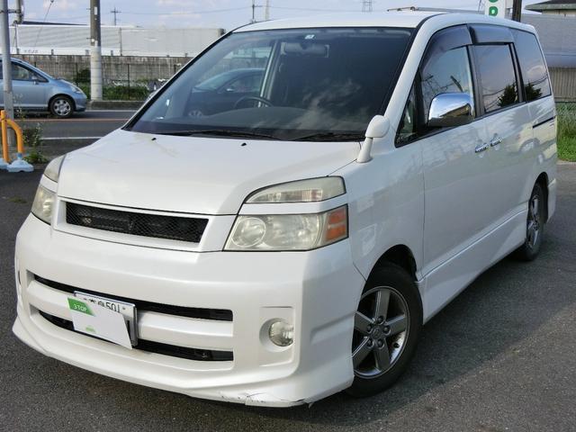 トヨタ Z 煌4WD両側電動スライドドア付き