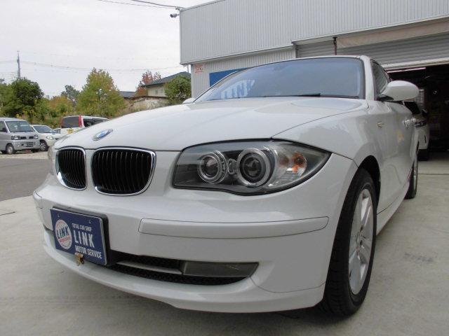 BMW 120i ナビ TV サンルーフ HID ETC 禁煙車