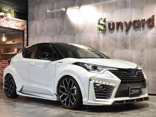 トヨタ S LEDパッケージシックスセンスフルコンプリート車高調