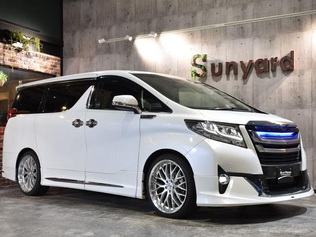 トヨタ 3.5GFモデリスタフルエアロ21アルミローダウンBIGX