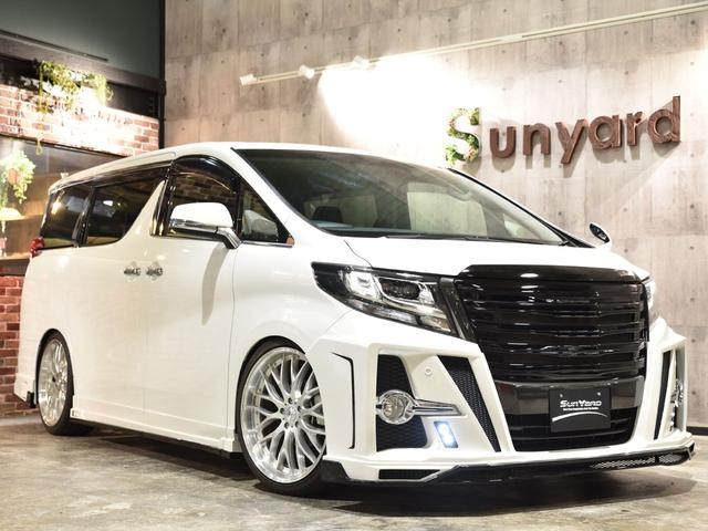 トヨタ 2.5S MZスピードコンプリート21アルミ車高調BIG-X