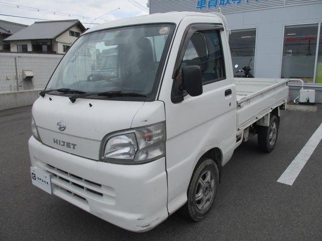 ダイハツ エアコン・パワステ スペシャル 4WD AT E/G載替済