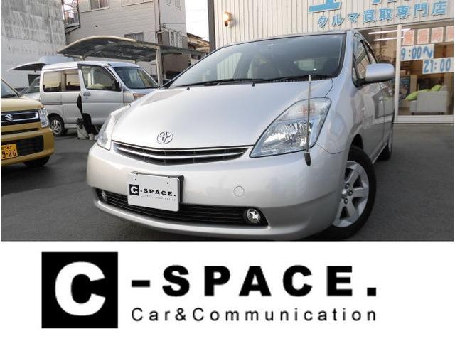 トヨタ プリウス G スマートキー ETC メーカーナビS