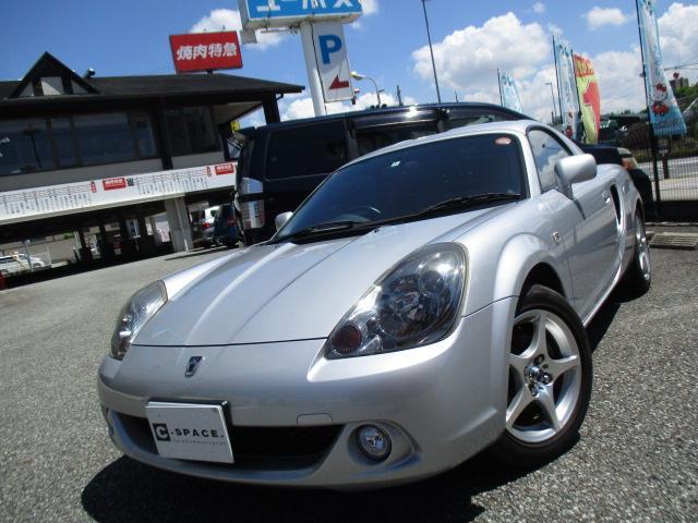 トヨタ Sエディション シーケンシャル6速 ETC ハードトップ付き