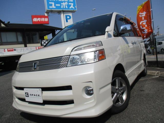 トヨタ Z 煌 両側パワースライドドア HDDナビ ETC
