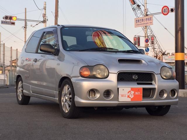 スズキ RS/Z 5速マニュアル ターボ タイミングチェーン