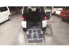 ワゴンR車椅子移動車 スローパー タイミングチェーン車