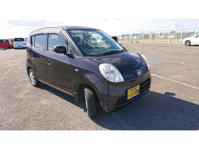 日産 モコ E ショコラティエ タイミングチェーン 車検R2年6...