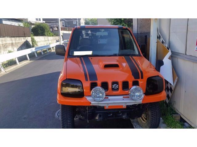 スズキ XL 4WD,検2年付