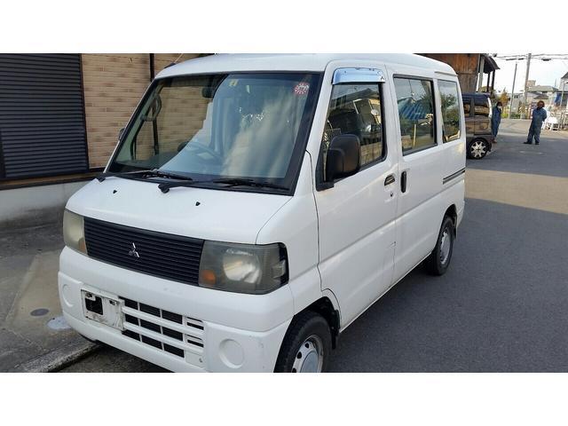 三菱 CDハイルーフLPG車