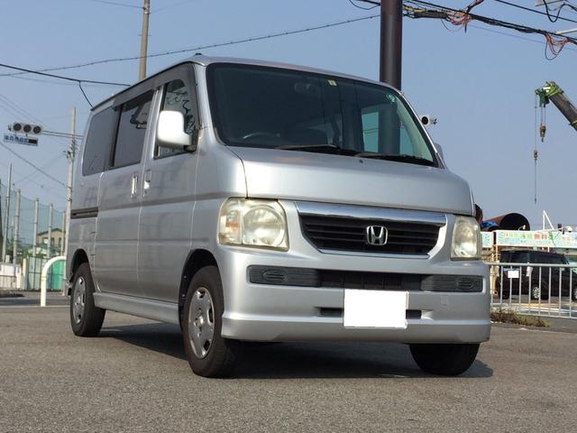 ホンダ M 4WD タイミングベルト交換済 キーレス フラットシート