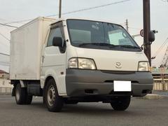 ボンゴトラック保冷車 タイミングベルト交換済 バックカメラ