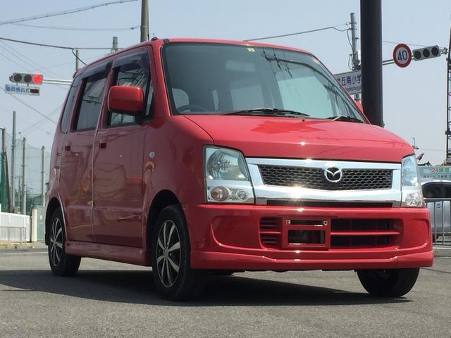 マツダ FX 4WD Tチェーン ベンチシート キーレス