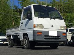 サンバートラックSDX タイミングベルト交換済 4WD 5速マニュアル