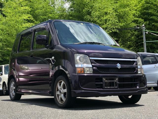 スズキ FX-Sリミテッド 4WD タイミングチェーン HIDライト
