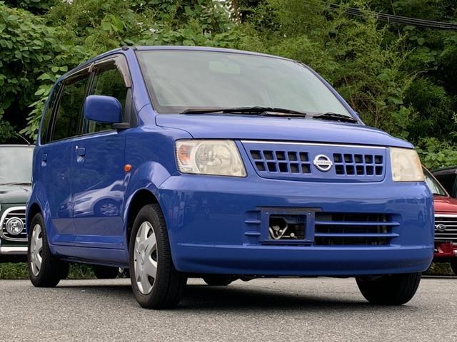日産 オッティ S ベンチシート キーレス 電動格納ミラー ETC