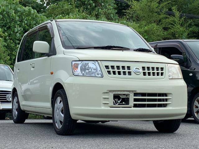 日産 オッティ S キーレス ベンチシート ETC 電動格納ミラー