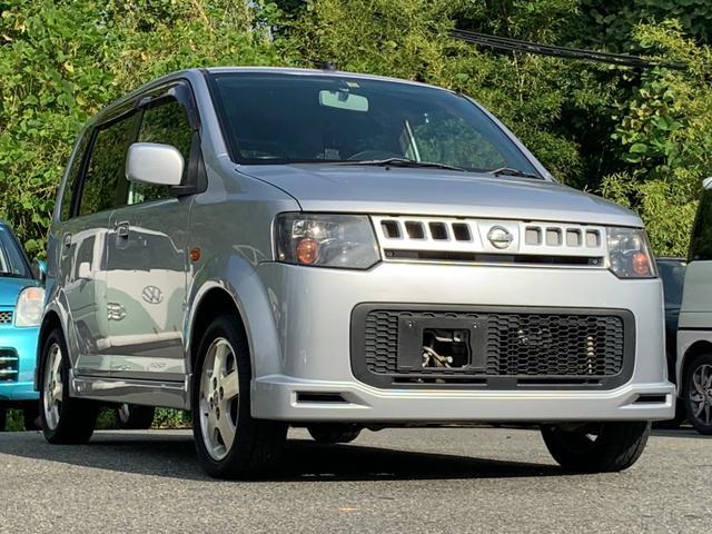 日産 RX インタークーラーターボ ベンチシート キーレス HIDヘッドライト ETC 電動格納ミラー 純正アルミホイール