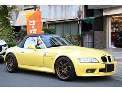BMW Z3ロードスター特別限定車 マフラー 18インチ ローダウン レカロ