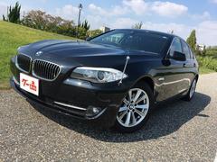 BMW523iハイラインPKG黒革HDDナビ地デジ ワンオーナー車