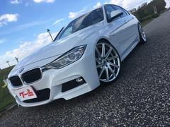 BMW320dブルーパフォーマンス MスポーツディーゼルツインTB
