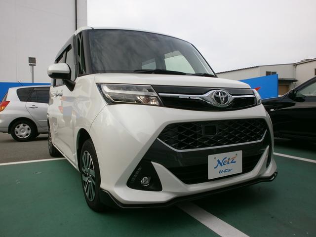 トヨタ カスタムG S 純正9インチフルセグナビ・純正ETC・バックガイドモニター・両側電動スライドドア