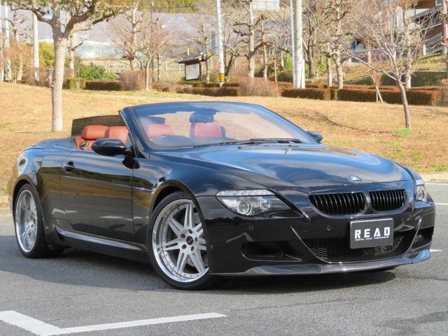 「BMW」「BMW M6」「オープンカー」「大阪府」の中古車