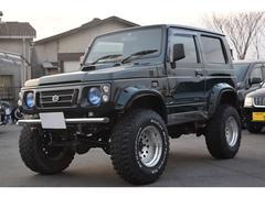 ジムニーXC 4WD リフトアップ オーバーフェンダー