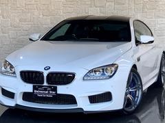 BMW M6ベースグレード本革/カーボンルーフ/正規ディーラー車/禁煙