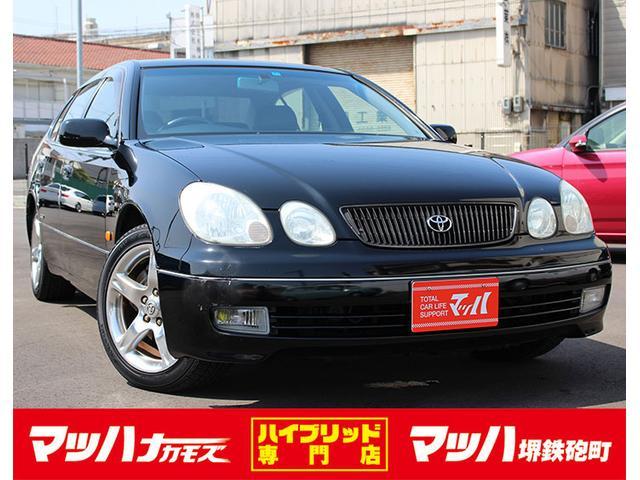 トヨタ V300ベルテックスエディション 黒革シート サンルーフ