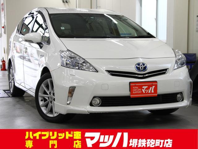 トヨタ Gツーリングセレクション 純正ナビ バックカメラ ETC