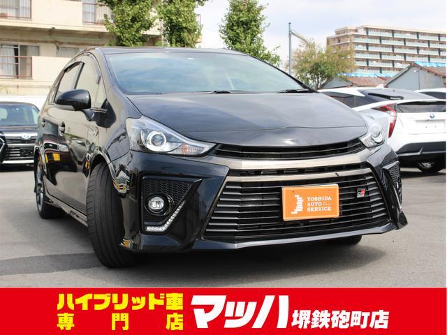 トヨタ Sツーリングセレクション・GRスポーツ アルカンターシート