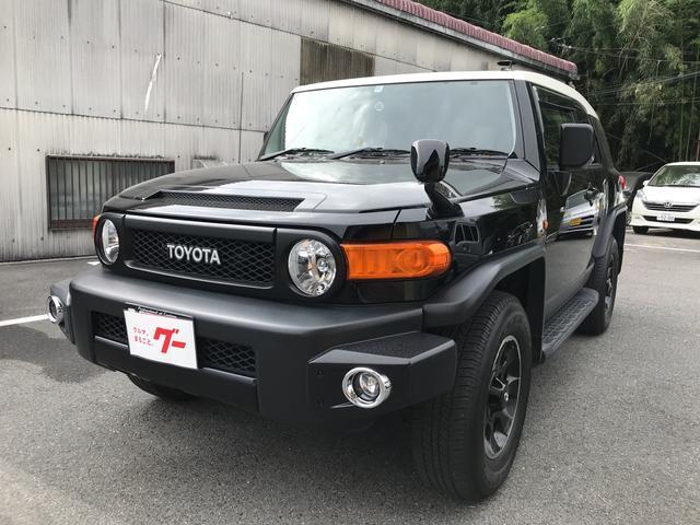 トヨタ ブラックカラーパッケージ 4WD ETC バックカメラ