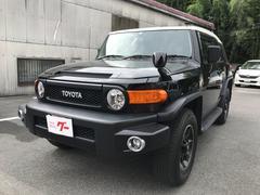 FJクルーザーブラックカラーパッケージ 4WD