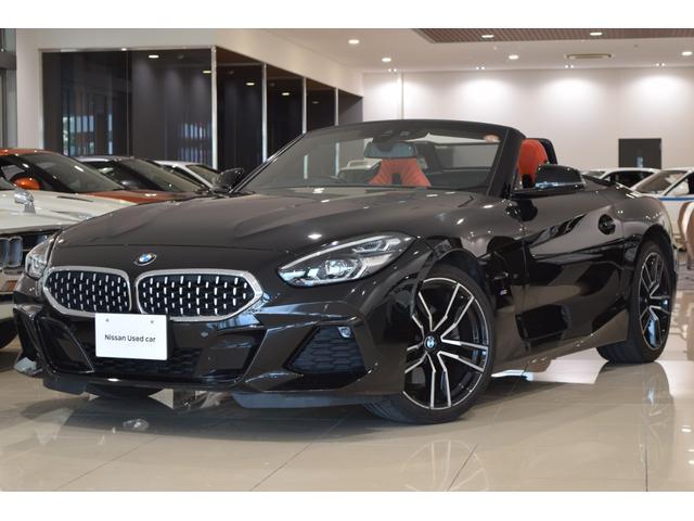 BMW Z4 sDrive20i Mスポーツ イノベーションパッケージ OP19インチアダプティブLEDライト ヘッドアップディスプレイ ハイビームアシスタンス シートヒーター アクティブクルーズコントロール アンビエントライト
